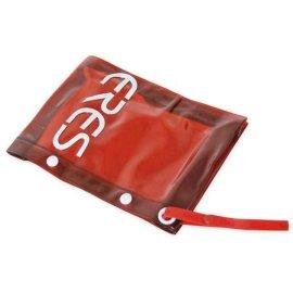 新款PVC**衣服包装袋 手拿纽扣袋