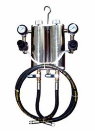 GX-200燃油系统清洗双吊瓶