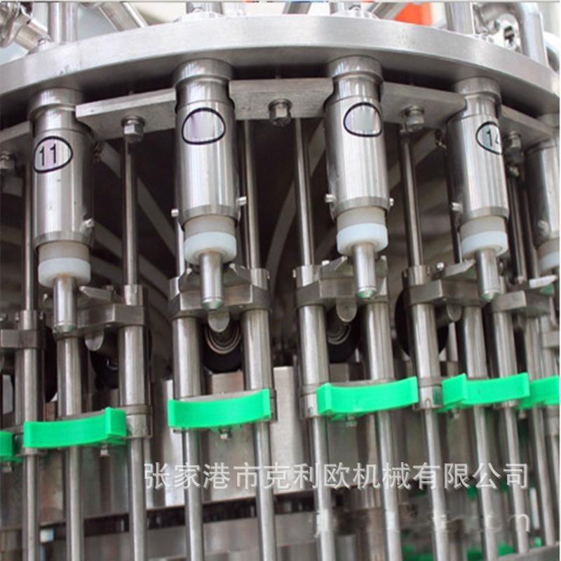 全自动三合一碳酸饮料灌装机 雪碧 可乐灌装生产线