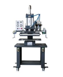 毅德勤、大型多功能烫金机YD-T2112. 外型尺寸:850*700*1600mm