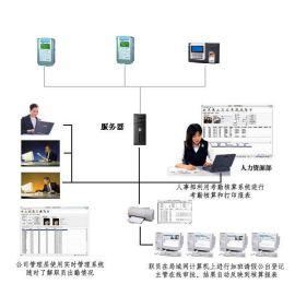 广州东宝指纹考勤工资管理|江门ID/IC考勤工资计算系统
