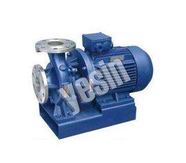 ISWH型卧式单级单吸管道化工泵/不锈钢管道离心泵/不锈钢离心泵