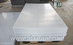 UHMWPE超高分子量聚乙烯板