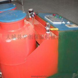 保温聚氨酯发泡机