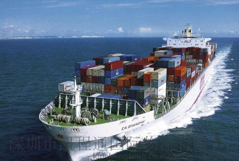 日本海运到中国价格