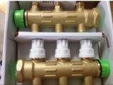 曼瑞德A7可調節式分集水器,地暖專用分集水器