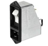 带滤波器电源输入模块EF12