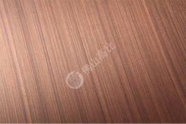 厂家供应304拉丝红古铜发黑不锈钢板