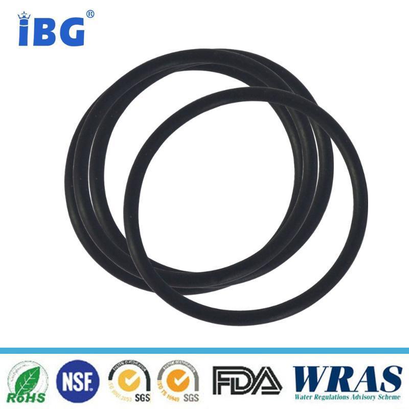 75-80黑色氟胶O型圈 橡胶O型圈材质
