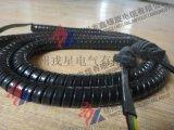 扁线弹簧线 2*0.5平方弹簧线 双并弹弓线
