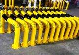 加油站M型弧形防撞柱不锈钢厂家直发
