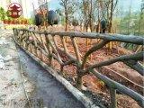貴陽水泥欄杆廠家,實木仿木紋欄杆定製廠家