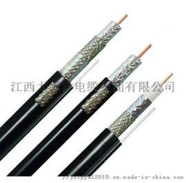 实心聚氯乙烯绝缘射频线电缆