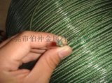 專業包膠304不鏽鋼包膠鋼絲繩,燈具專用包膠鋼絲繩