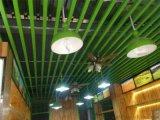 上海KTV俱樂部幕牆U型鋁方通 不規則U型鋁方通