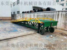 柳州集装箱卸货平台|柳州集装箱装货登车桥
