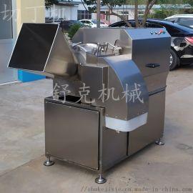 切丁机冻肉切丁机三维冻肉切丁设备