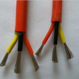 ZR-KFGP 4*1.5硅橡胶耐高温控制电缆