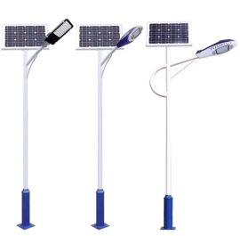 扬州源美10米太阳能路灯新农村户外照明40w高杆灯