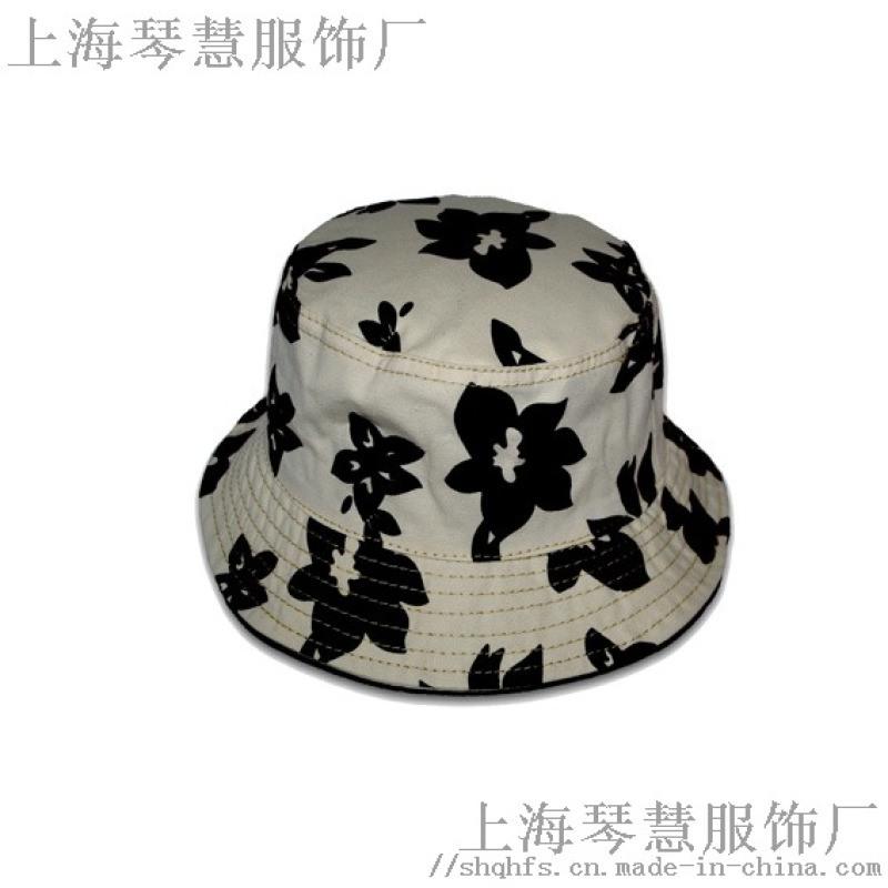 渔夫帽休闲帽实体工厂
