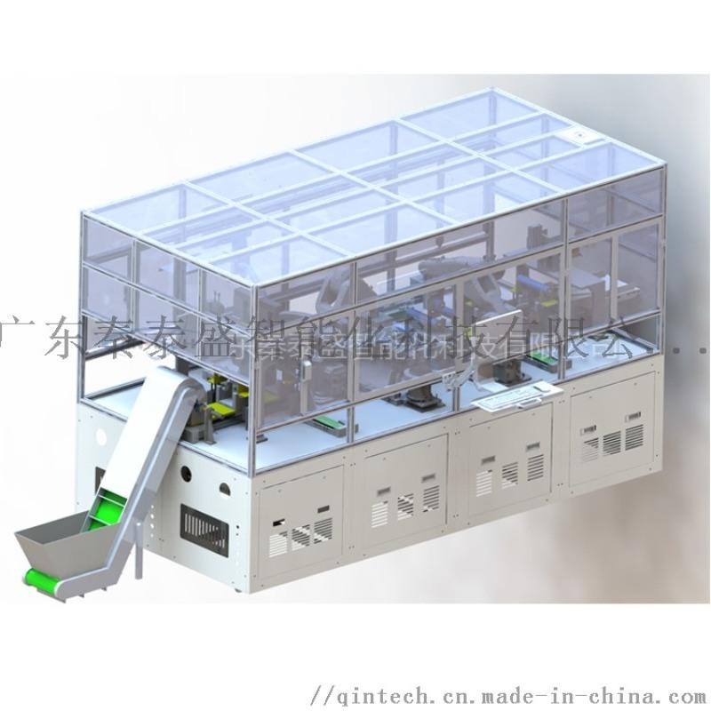全自动RO膜组装生产线 工业反渗透RO膜自动卷膜机