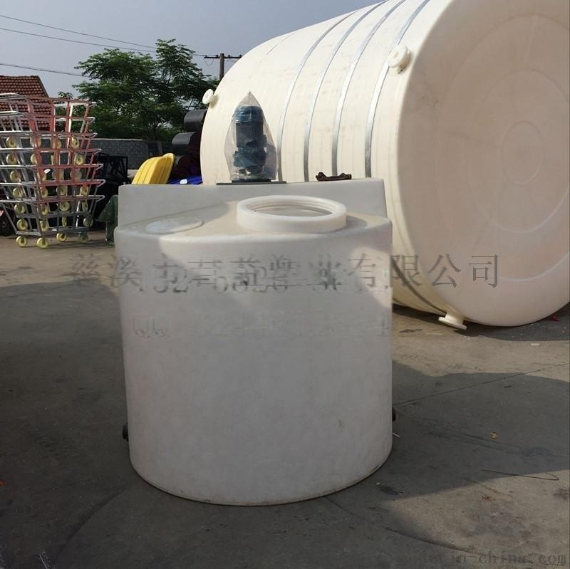 水处理环保加药箱,1.5吨PE耐酸碱药剂桶