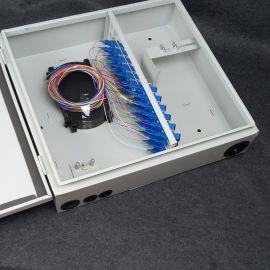 48芯 36芯光纤分纤箱 光纤配线架
