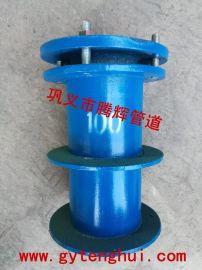DN100 柔性防水套管有什么作用 ?用于排水系统。