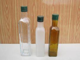 橄榄油瓶加工,玻璃器皿玻璃罐,饮料玻璃瓶