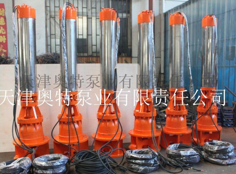 四川水庫排水用下吸型潛水泵供貨廠家介紹