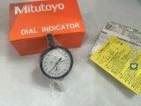 Mitutoyo/三丰量具授权代理 原装进口三丰指针千分表 2109S -10