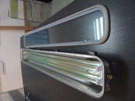 辉冠HLS-8228不锈钢三防灯        T5三防灯具