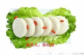 鱼香肉饼成型机@鱼香肉饼成套生产线