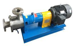 穗兴 乳化设备 在线式乳化机 三级高剪切乳化泵 真空吸粉分散泵
