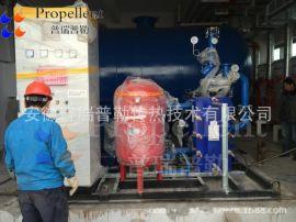 供应汽-水换热机组 生活热水机组 海水淡化工艺冷却系统