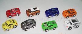 5CM玩具回力商务车轿车