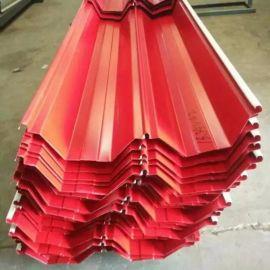 胜博 YX114-333-66型单板 0.3mm-1.0mm厚 彩钢压型板/隐藏式屋面板/大跨度屋面板 屋面板