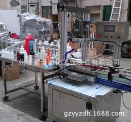 多功能旋蓋自動膏液旋蓋機、擰蓋機