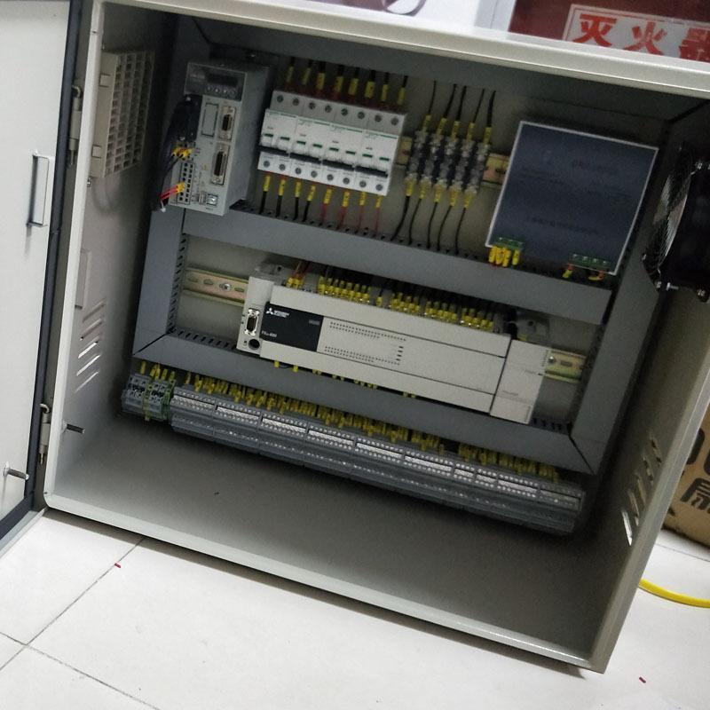 输送机专用控制柜 厂家直销环保电气控制柜 配电箱 控制柜定制
