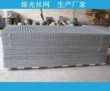 定制镀锌电焊铁丝网片 1*2米电焊网片防护网