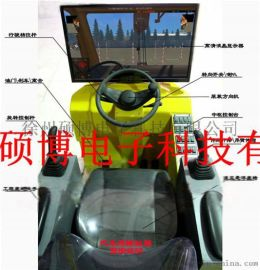 汽车起重机模拟机+汽车吊虚拟仿真考核机