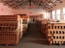 河北盛泉包裝材料公司生產出口各種木軸,電纜軸,免燻蒸托盤,木箱
