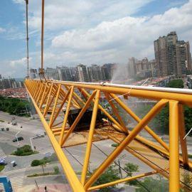 西安塔吊喷淋降尘系统 厂家批发 免费安装