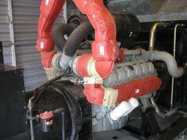 排气管和消音器隔热套