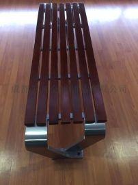 成都公园椅不锈钢景观凳不锈钢座椅定制厂家