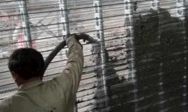 轻钢龙骨现浇墙体/灌浆墙体