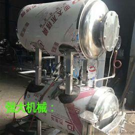 强**不锈钢双层热水循环式杀菌锅 600型号