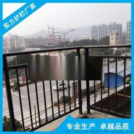 清远小区阳台护栏 工艺精美 江门别墅建筑楼梯扶手