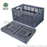 物流倉儲摺疊箱週轉箱塑料筐600*400*140