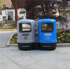 户外垃圾桶果皮箱环卫大号垃圾箱景区室外垃圾桶